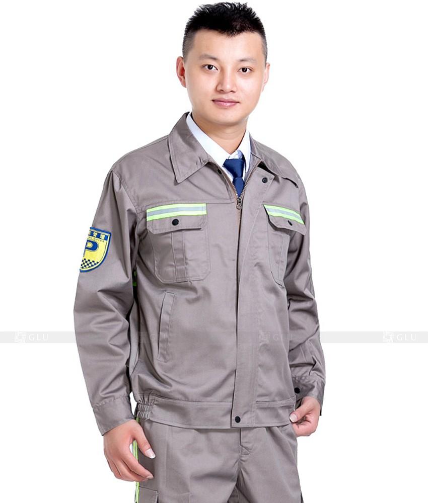 Dong phuc cong nhan GLU CN1045