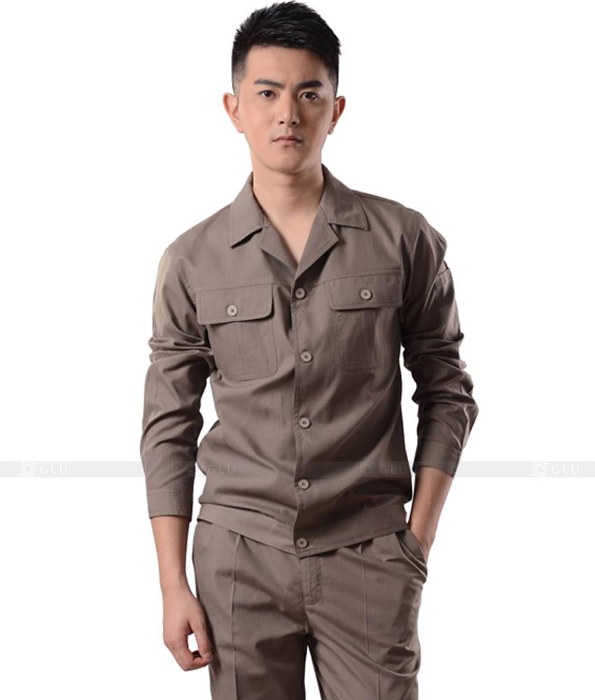 Dong phuc cong nhan GLU CN1063