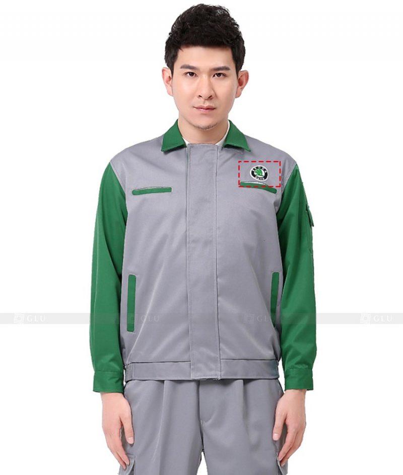 Dong phuc cong nhan GLU CN1094