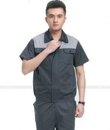 Dong phuc cong nhan GLU CN1099 Quần Áo Đồng Phục Công Nhân