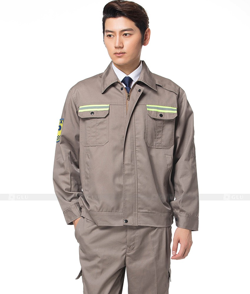 Dong phuc cong nhan GLU CN1105