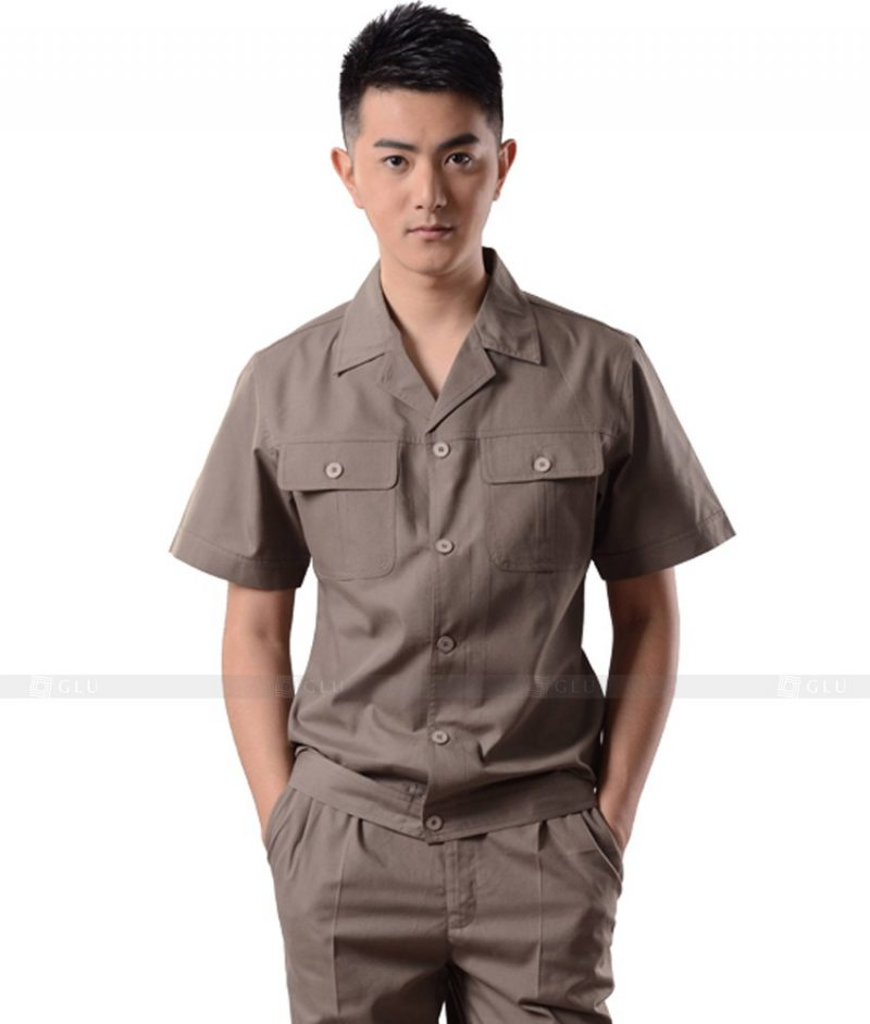Dong phuc cong nhan GLU CN1116