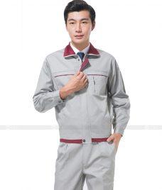 Dong phuc cong nhan GLU CN1138 đồng phục công nhân