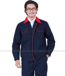 Dong phuc cong nhan GLU CN1139 đồng phục công nhân