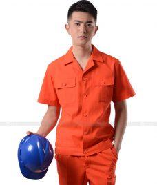 Dong phuc cong nhan GLU CN1141 đồng phục công nhân