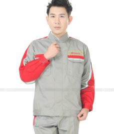 Dong phuc cong nhan GLU CN1142 đồng phục công nhân