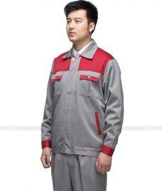 Dong phuc cong nhan GLU CN1150 đồng phục công nhân