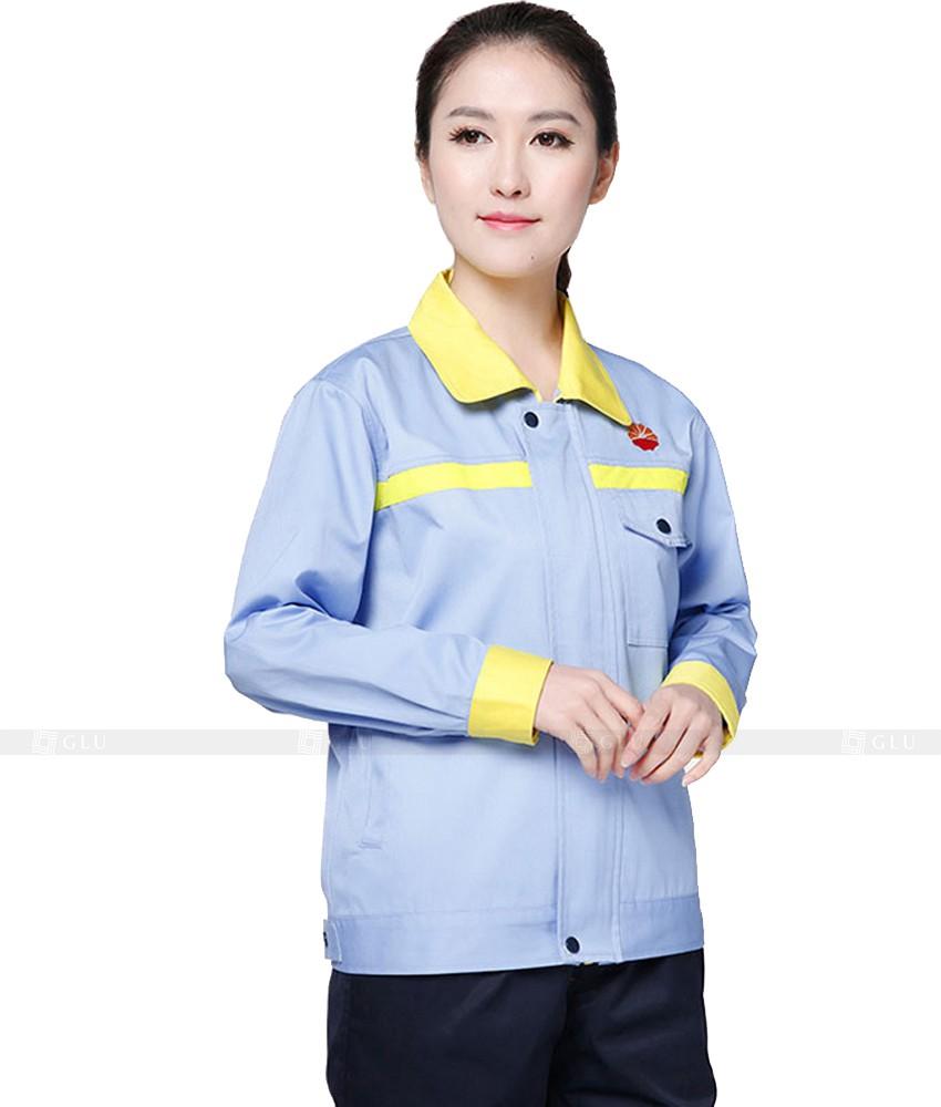 Dong phuc cong nhan GLU CN1153