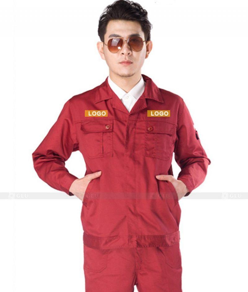 Dong phuc cong nhan GLU CN1155