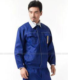 Dong phuc cong nhan GLU CN1160 Quần Áo Đồng Phục Công Nhân
