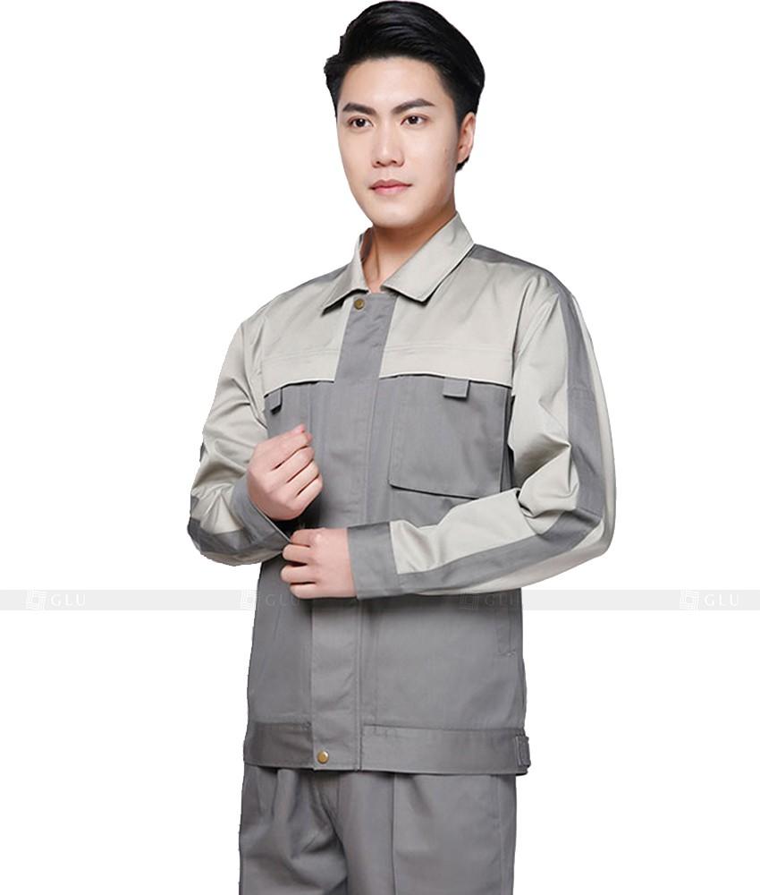Dong phuc cong nhan GLU CN1162
