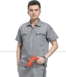 Dong phuc cong nhan GLU CN1168 Quần Áo Đồng Phục Công Nhân