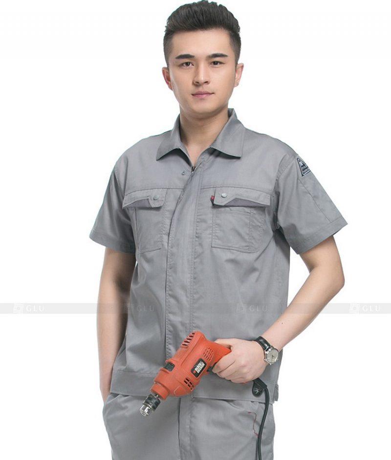 Dong phuc cong nhan GLU CN1168
