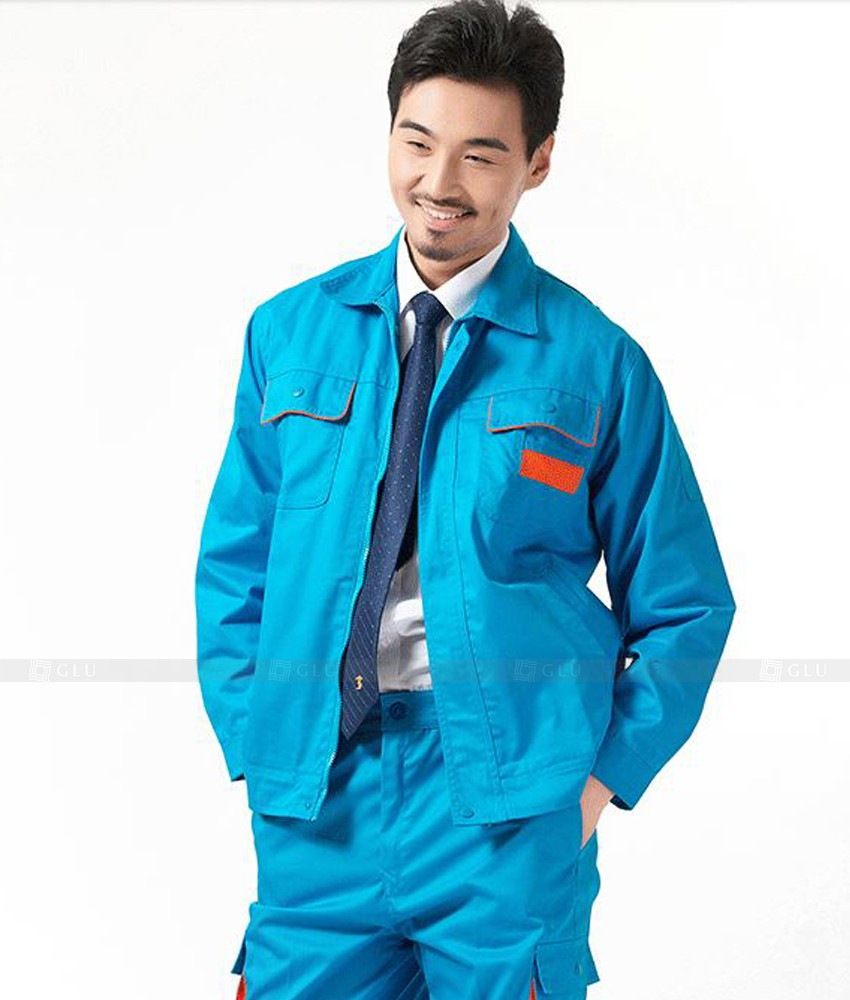 Dong phuc cong nhan GLU CN1178