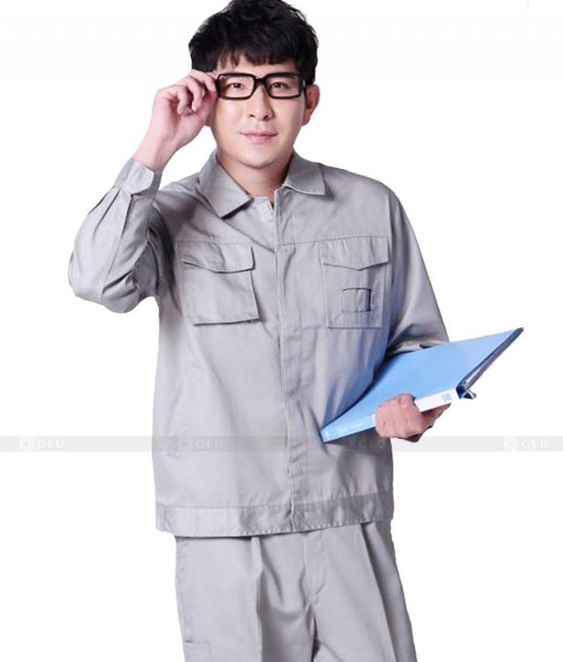 Dong phuc cong nhan GLU CN1179