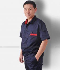 Dong phuc cong nhan GLU CN1184 Quần Áo Đồng Phục Công Nhân