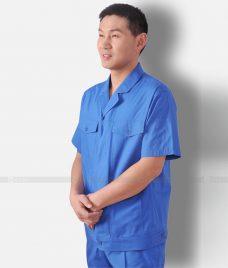 Dong phuc cong nhan GLU CN1186 Quần Áo Đồng Phục Công Nhân