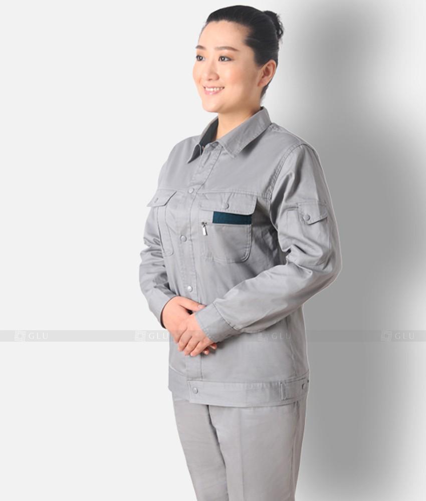 Dong phuc cong nhan GLU CN1187