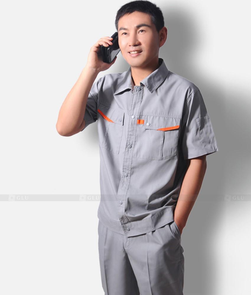 Dong phuc cong nhan GLU CN1192
