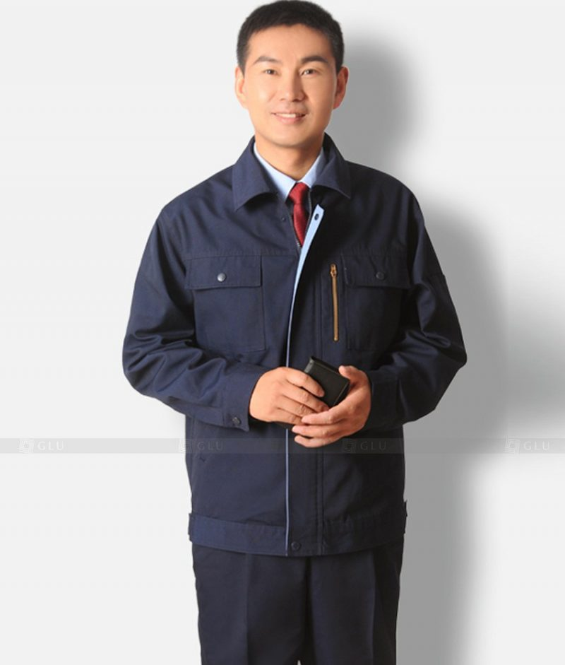Dong phuc cong nhan GLU CN1207