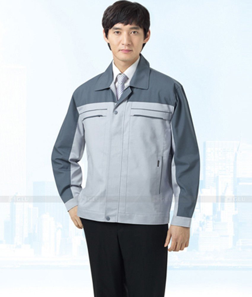 Dong phuc cong nhan GLU CN1245