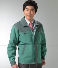 Dong phuc cong nhan GLU CN1251 Quần Áo Đồng Phục Công Nhân