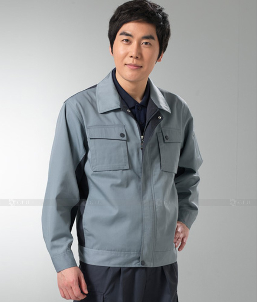 Dong phuc cong nhan GLU CN1254