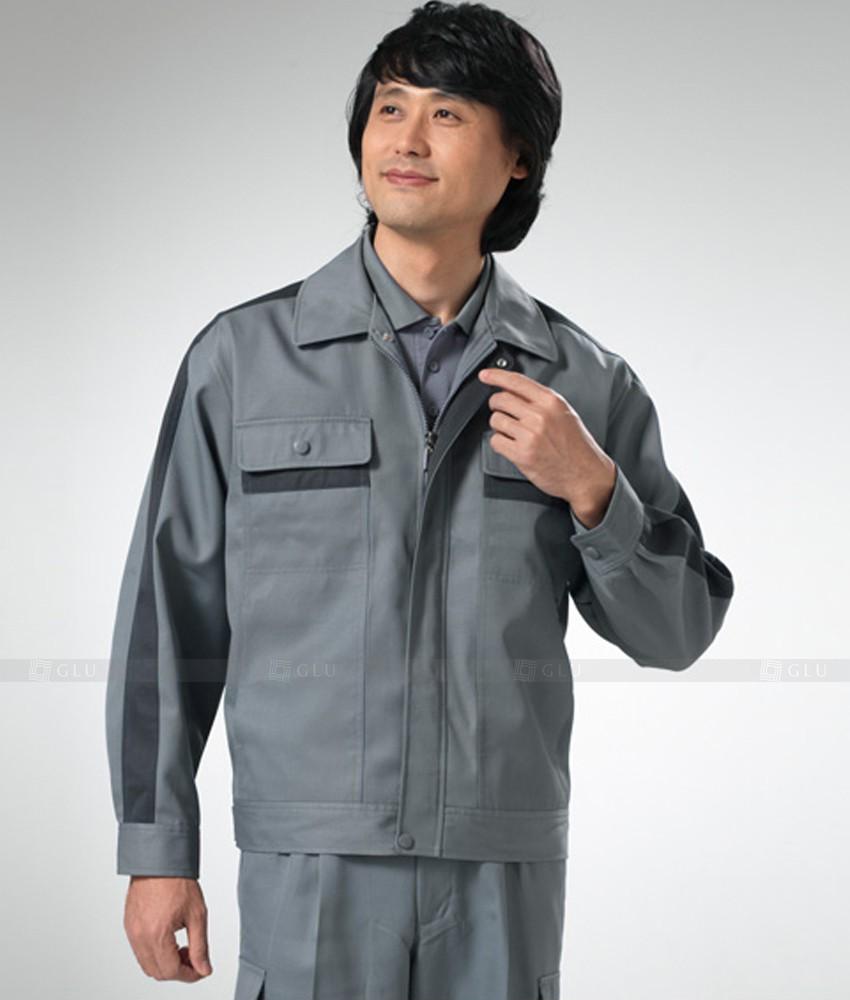 Dong phuc cong nhan GLU CN1255