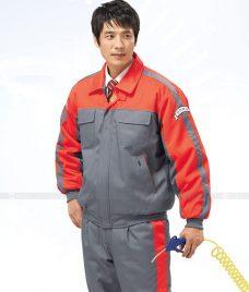 Dong phuc cong nhan GLU CN1269 Quần Áo Đồng Phục Công Nhân