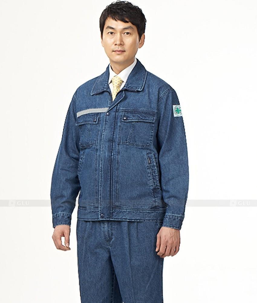 Dong phuc cong nhan GLU CN1289