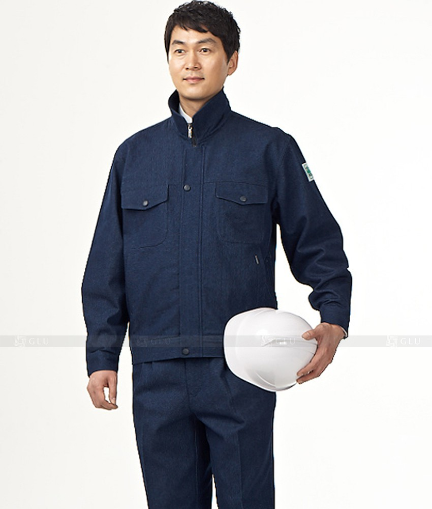 Dong phuc cong nhan GLU CN1290