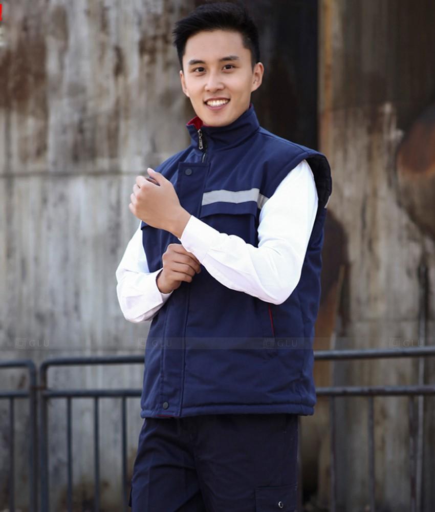 Dong phuc cong nhan GLU CN1401