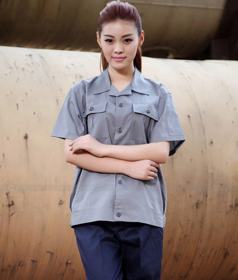 Dong phuc cong nhan GLU CN1403