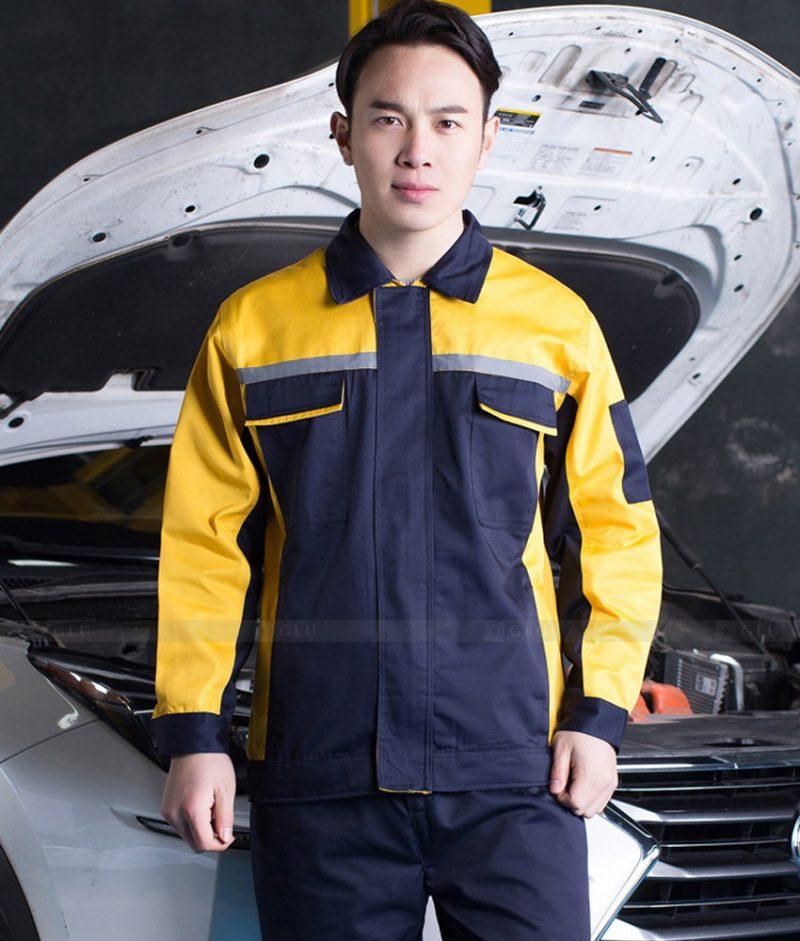 Dong phuc cong nhan GLU CN1410
