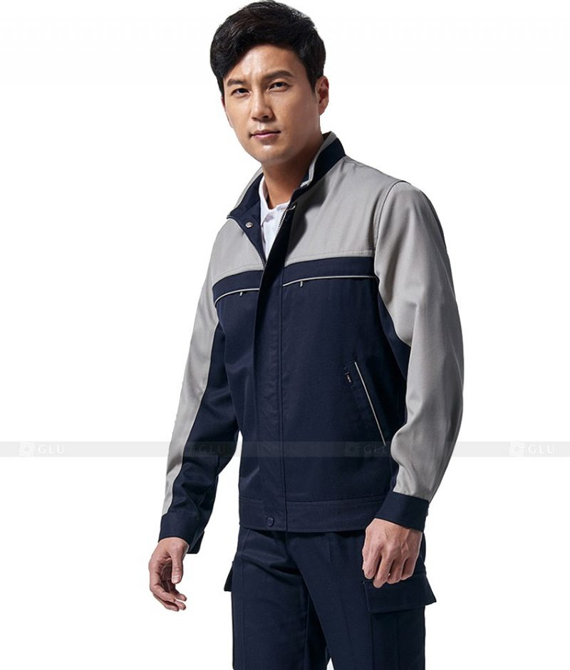 Dong phuc cong nhan GLU CN303