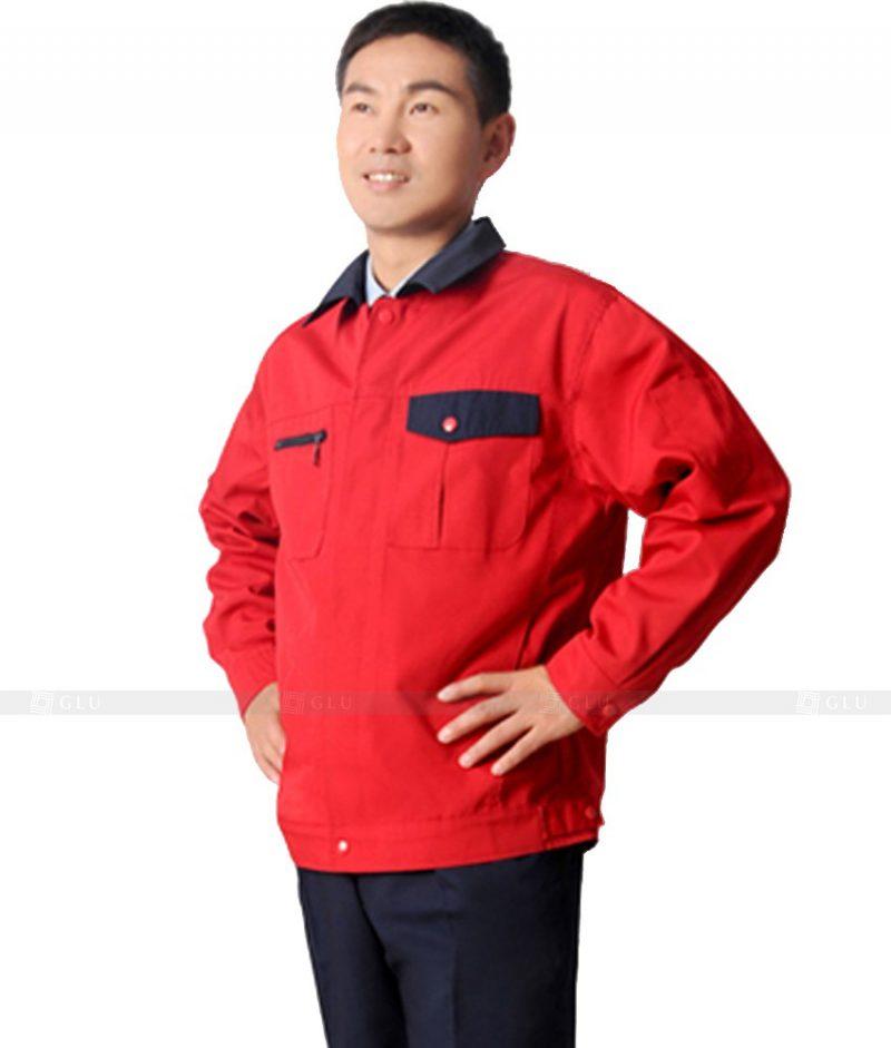 Dong phuc cong nhan GLU CN323