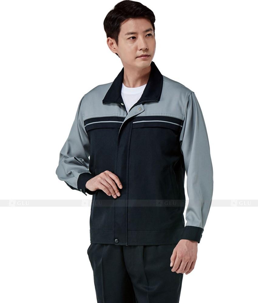 Dong phuc cong nhan GLU CN325