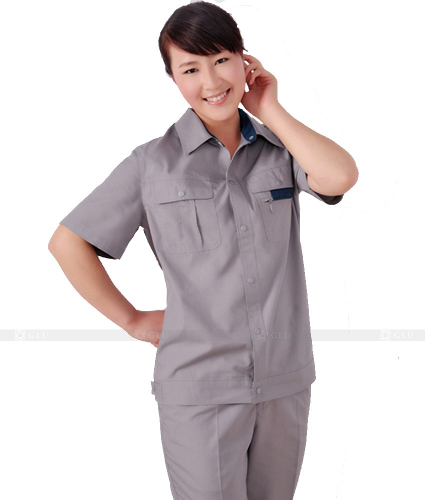 Dong phuc cong nhan GLU CN326