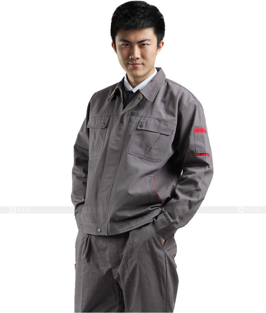Dong phuc cong nhan GLU CN345