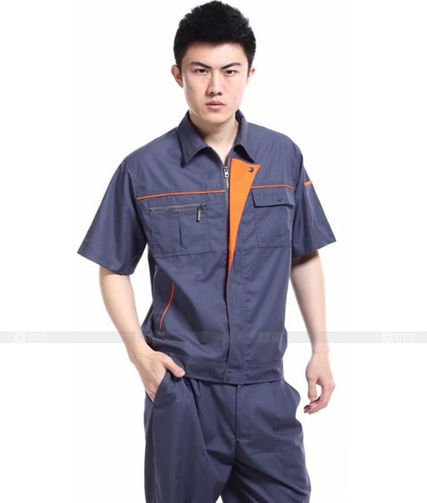 Dong phuc cong nhan GLU CN363
