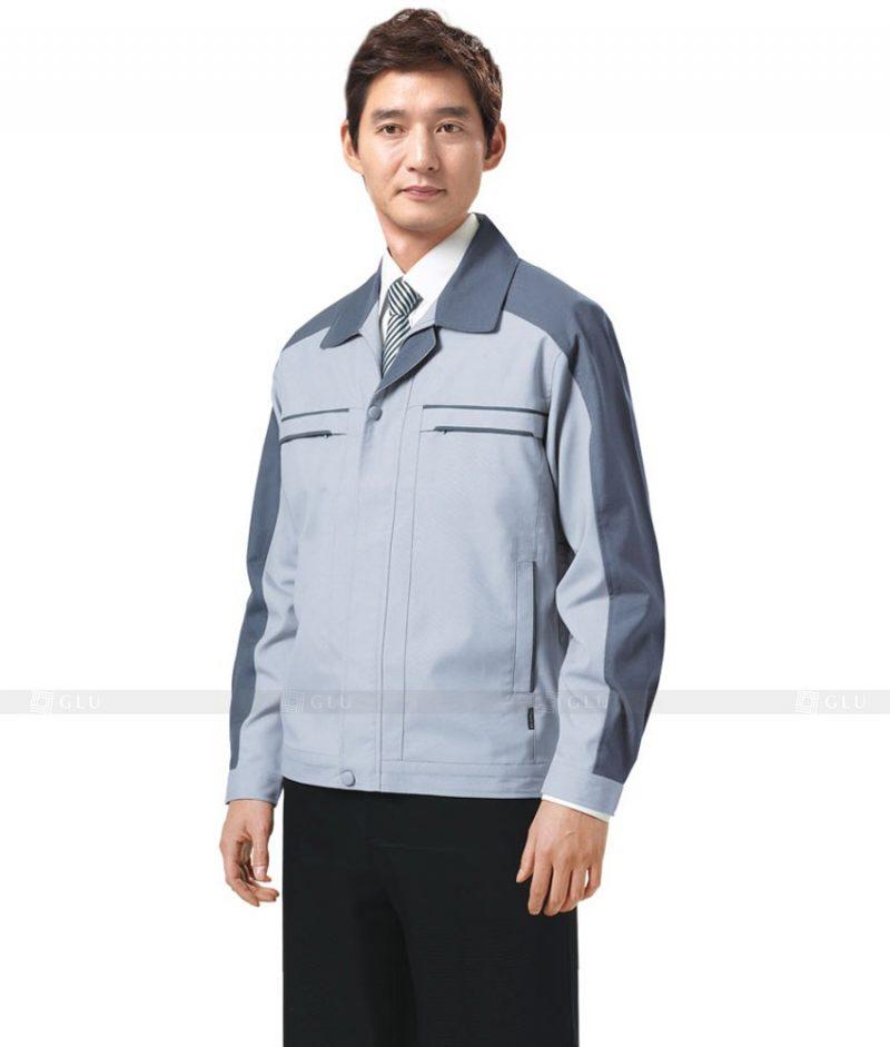Dong phuc cong nhan GLU CN373