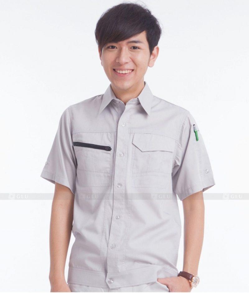 Dong phuc cong nhan GLU CN380