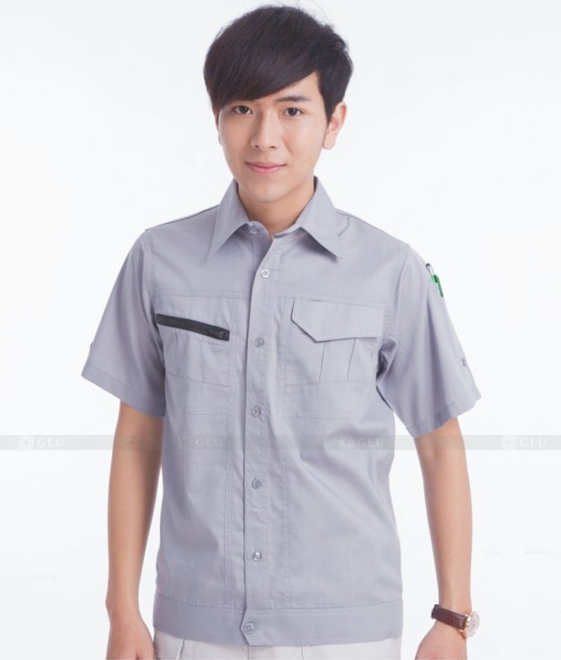 Dong phuc cong nhan GLU CN381
