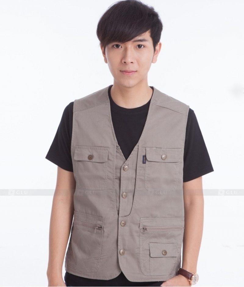 Dong phuc cong nhan GLU CN389
