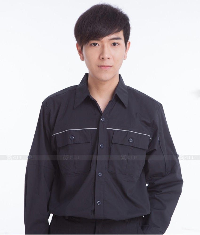 Dong phuc cong nhan GLU CN396