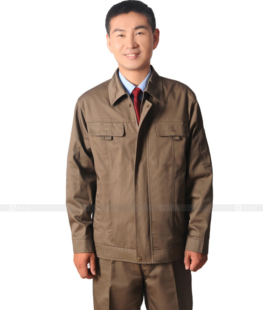 Dong phuc cong nhan GLU CN397