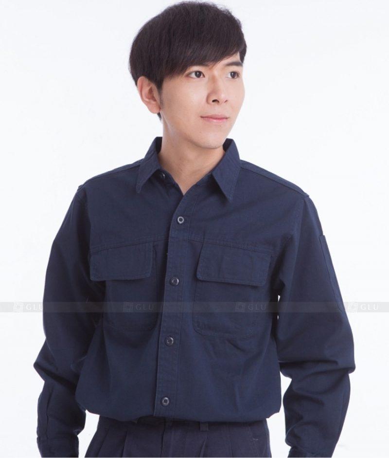 Dong phuc cong nhan GLU CN401