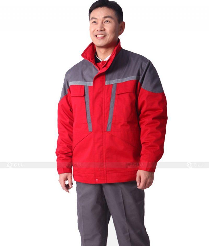 Dong phuc cong nhan GLU CN403