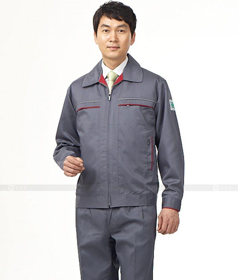 Dong phuc cong nhan GLU CN423