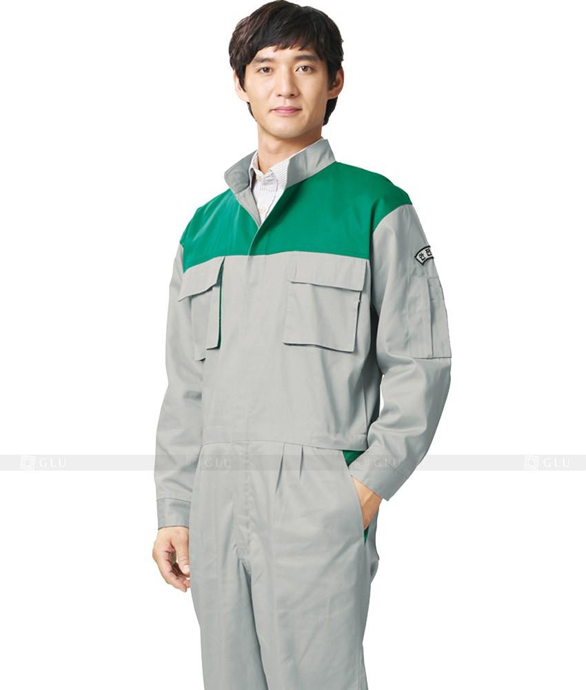 Dong phuc cong nhan GLU CN447